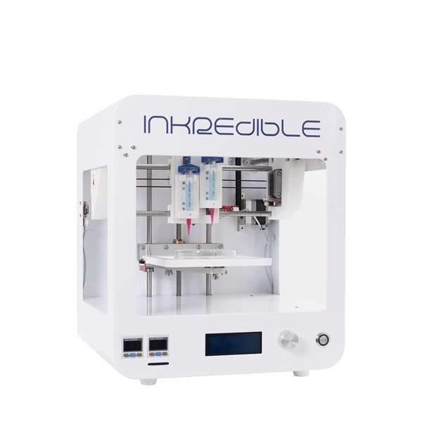 BIO IMPRESSORA 3D - INKREDIBLE
