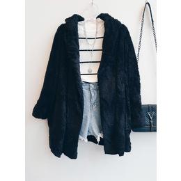 Casaco soft black
