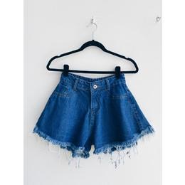 Shorts Louise godê escura