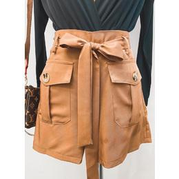 Shorts alfaiataria carmel
