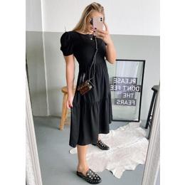 Vestido Manu black