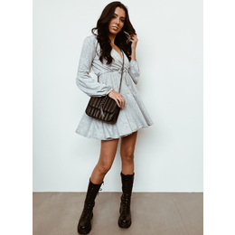 Vestido Zoe mescla