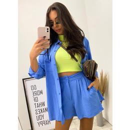 Shorts basic blue