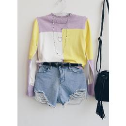 Blusão linha lilás