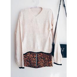 Blusão Zara off