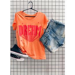 Tee Dream laranja
