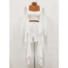 Kimono Amélia branco