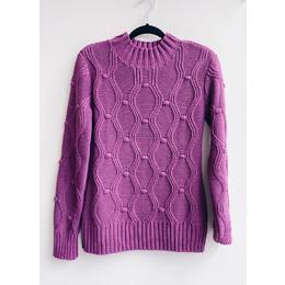 Blusão Ana Rita roxo
