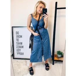 Vestido jeans blue