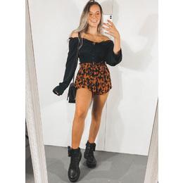 Shorts Mila onça