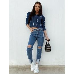 Jaqueta jeans bufante
