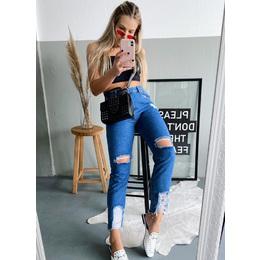 Calça jeans Lu blue