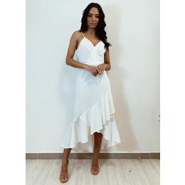Vestido Mia Branco