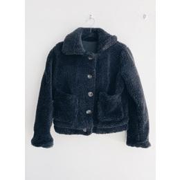 Mini jacket ted black