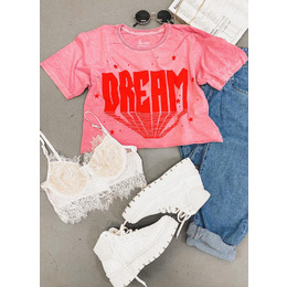 Tee Cropped Dream