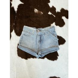 Shorts jeans clochard sky