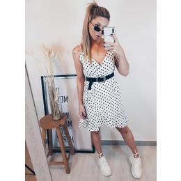 Vestido Lupita poá