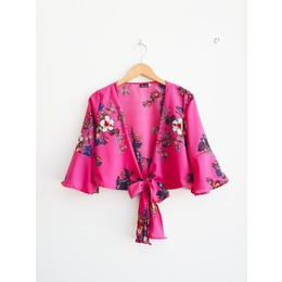 Cropped Pequi Pink