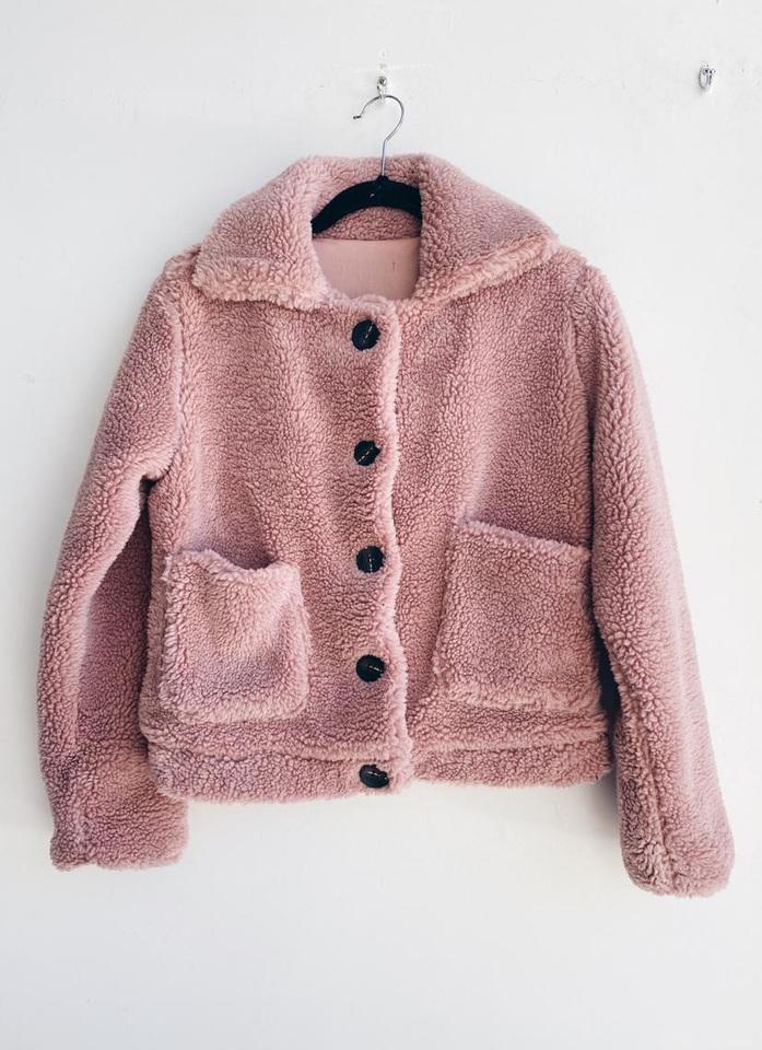 Mini jacket ted rosê