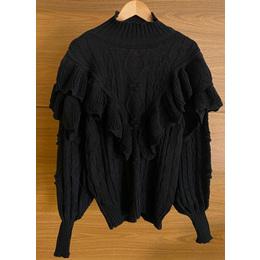 Blusão zara black