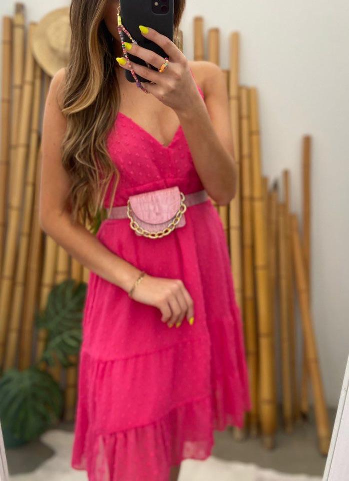 Vestido Stella Pink