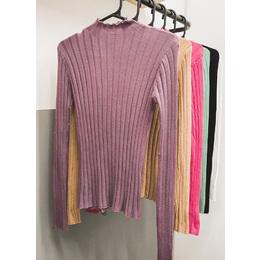Blusa modal roxa