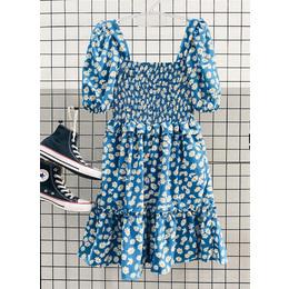 Vestido Pri Azul
