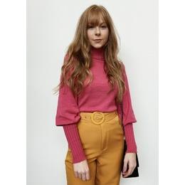 Blusão Bea pink