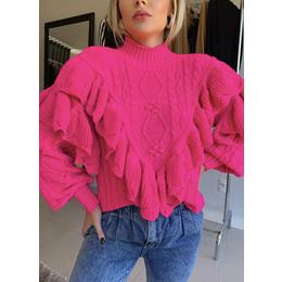 Blusão zara pink