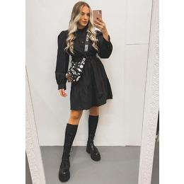 Camisa dress black