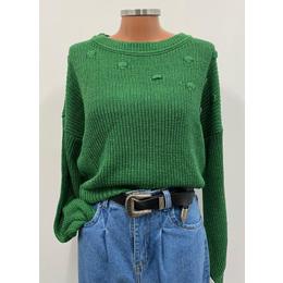 Blusão Poá verde
