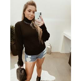 Blusão Bea black
