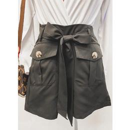 Shorts alfaiataria black