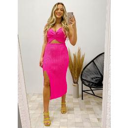 Conjunto Maya Pink
