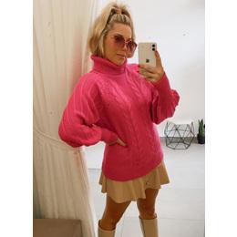Blusão basic Pink