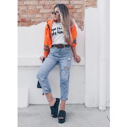 Calça jeans boy Loli