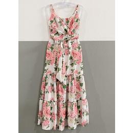 Vestido Floral off
