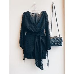 Vestido Doll black