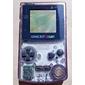 Console GameBoy Color Translúcido Completo - Jogo 12 in 1 + Pilhas + Acessórios
