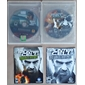 Kit Jogos GTA V + Splinter Cell Double Agent para Playstation 3 - Seminovo