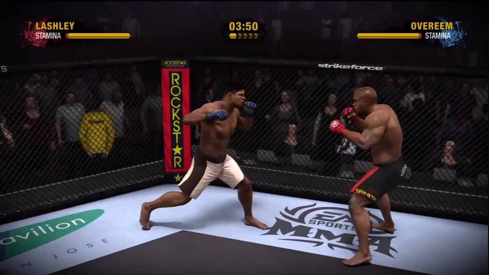 Jogo EA Sports MMA para Playstation 3 - Seminovo