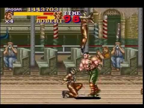[Análise Retro Game] - Final Fight 2 e 3 - Super Nintendo 44d50ea0-bd48-4280-a117-ed474ae8ef93