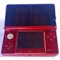 Console Nintendo 3DS Flame Red - Três Jogos