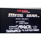 Cartucho Metal Gear para NES
