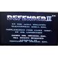 Cartucho Defender II para NES