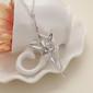 Colar Estrela Vespertina Arwen - Senhor dos Anéis