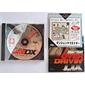 Jogo Road & Track Over Drivin' DX para Playstation - Japonês
