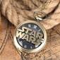 Relógio de Bolso Star Wars