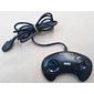 Console Mega Drive 16 Bits Japonês - Controle + Cabos + Três Jogos