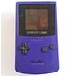Console Nintendo GameBoy Color Purple - Console + Jogos + Cabo + Pilhas